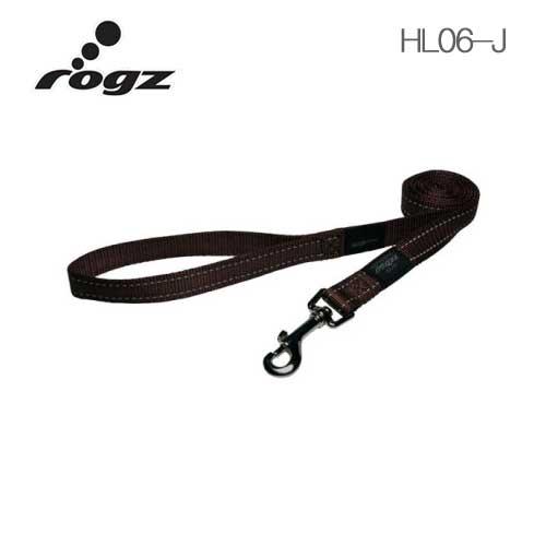 로그즈 유틸리티 리드줄 팬벨트 HL06-J 초콜렛 L