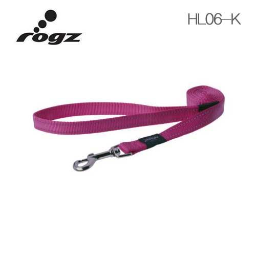 로그즈 유틸리티 리드줄 팬벨트 HL06-K 핑크 L