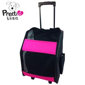 프리티오 펫 캐리어 핑크(BT-P080)