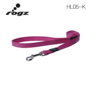 로그즈 유틸리티 리드줄 럼버잭 HL05-K 핑크 XL