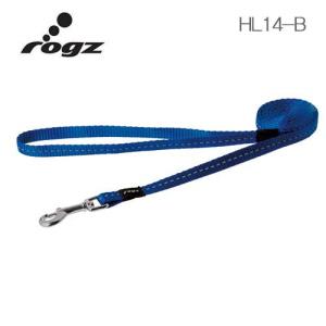 로그즈 유틸리티 리드줄 나이트라이프 HL14-B 블루 S