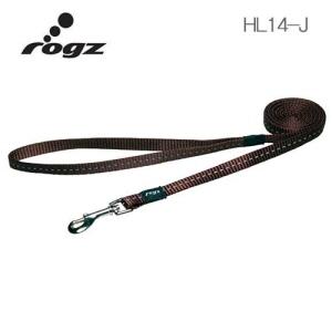 로그즈 유틸리티 리드줄 나이트라이프 HL14-J 초콜렛 S
