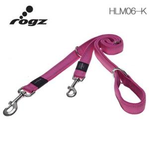 로그즈 유틸리티 멀티리드줄 팬벨트 HLM06-K 핑크 L