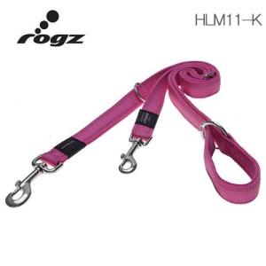 로그즈 유틸리티 멀티리드줄 스네이크 HLM11-K 핑크 M