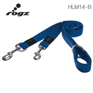 로그즈 유틸리티 멀티리드줄 나이트라이프 HLM14-B 블루 S